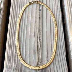 Vintage Napier Patented Flat Woven Classic Chain!